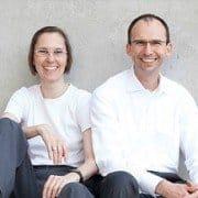Brigitte und Ehrenfried Conta-Gromberg