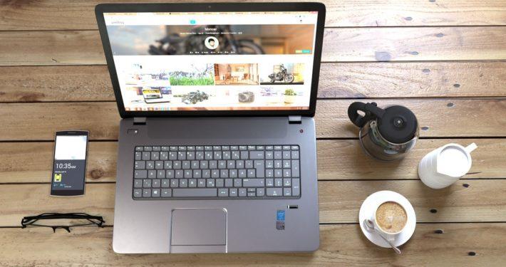 Websitegestaltung
