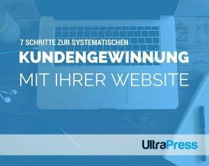 Ebook Kundengewinnung mit wordpress website
