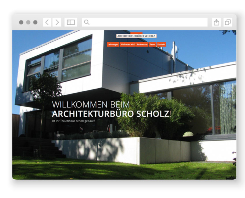 wordpress-website-architektur-buero-scholz