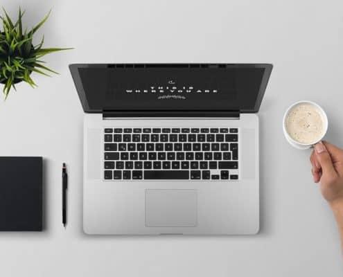 professionell website erstellen