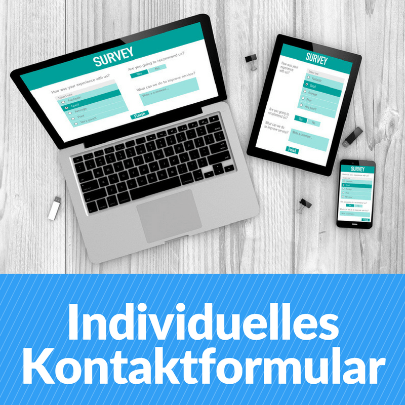 wordpress kontaktformular