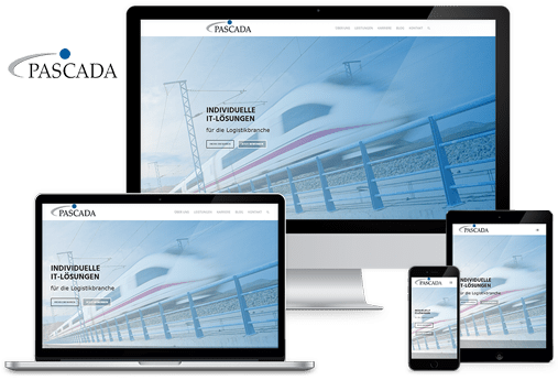 WordPress Website Pascada