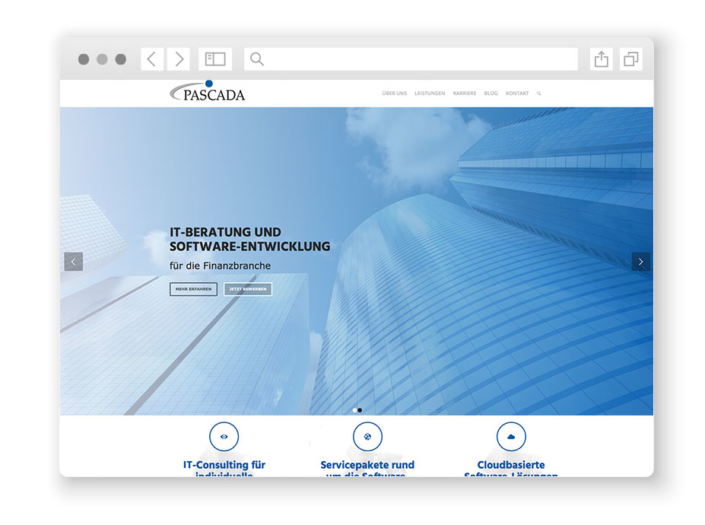 wordpress-website-pascada