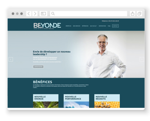 wordpress-website-beyonde
