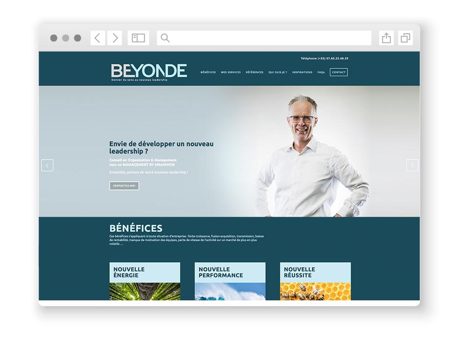 wordpress-website-beyonde