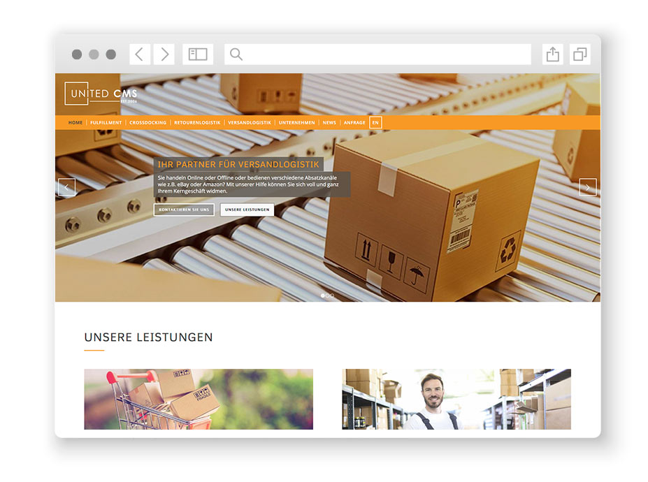 wordpress-website-united-cms