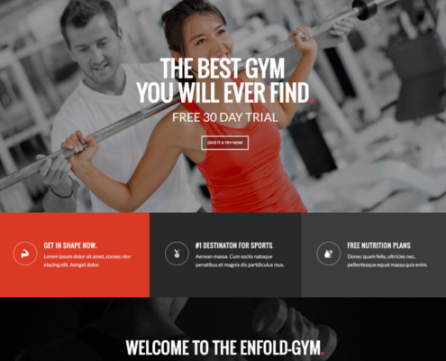 enfold-demo-gym