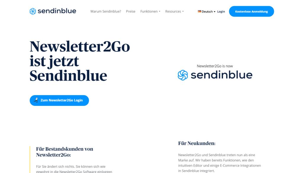 sendinblue als wordpress newsletter plugin