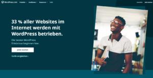 Blog Plattform wordpress-com
