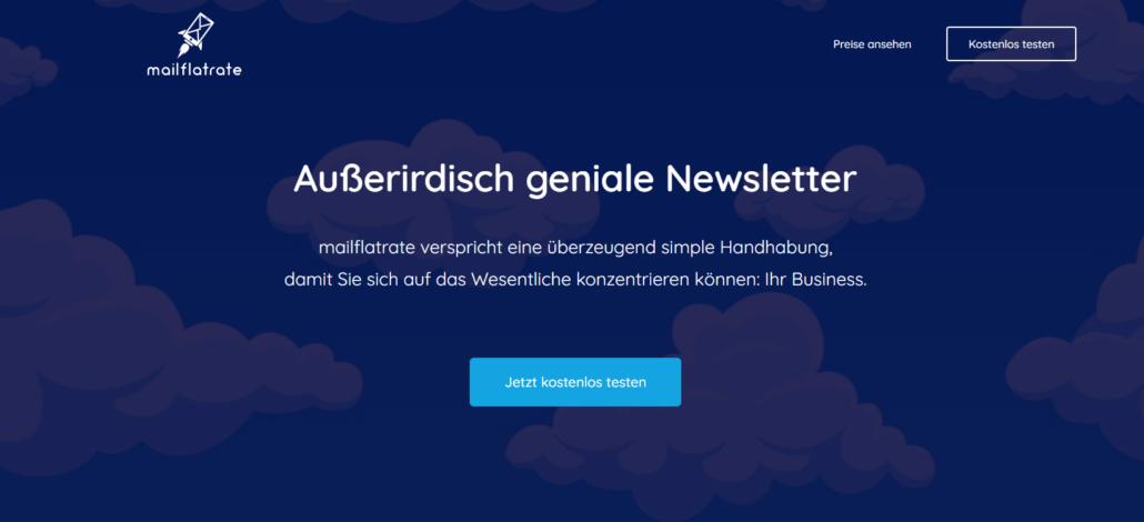 mailflatrate - wordpress newsletter plugin