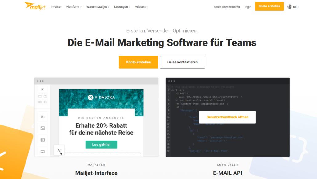 mailjet - wordpress newsletter plugin
