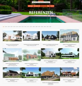 Beispiel für Enfold Theme Immobilien Portfolio