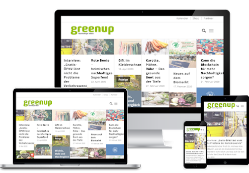 Greenup Magazin