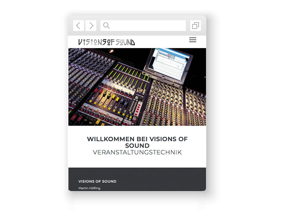 wordpress-website-vision-of-sound