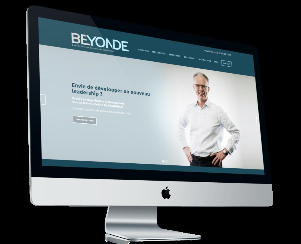 onepager website beispiel 1