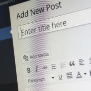 neue wordpress beiträge